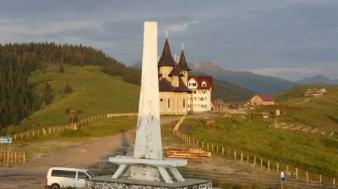 Góry Marmaroskie –przełęcz Prislop