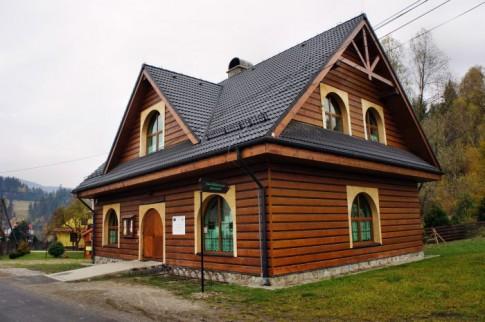 Izba regionalna 'Gronicek' w Glince
