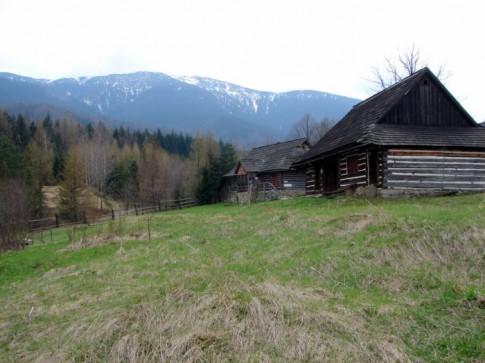 Skansen w Zawoi - Markowe
