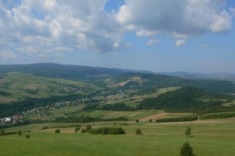 panorama Kąt