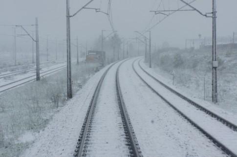 3 maj 2011 trasa kolejowa Tarnoskie Góry - Krzepice
